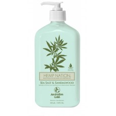 Hemp Nation Sea Salt & Sandalwood 535ml